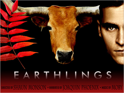 Earthlings (2005) is one of several films CVAL screens free of charge for the public.